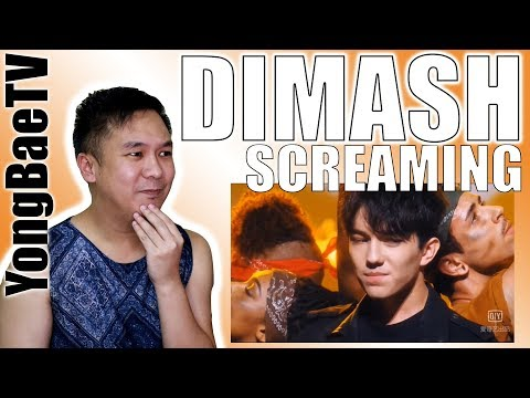 Dimash Kudaibergen  Screaming, Idol Hits ~ Димаш Құдайберген  Screaming, Idol Hits  Reaction