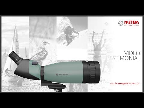 Bresser Pirsch 25-75X100 - Refracting Land Telescope