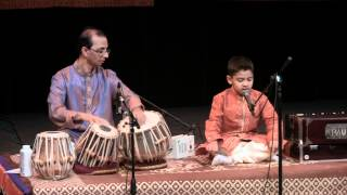 Arjun Sings Raag Bihaag in 2012