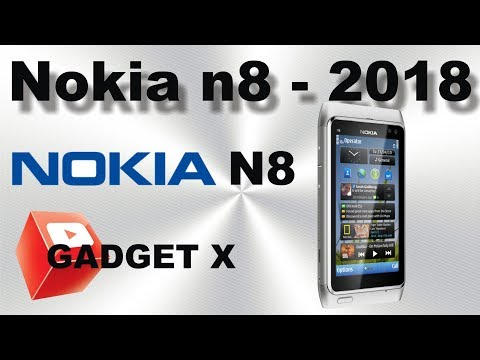 Nokia n8 - 2017 обзор
