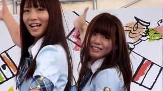 2012/07/21(土) シュロアモール筑紫野5th AnniversaryでのHRステージシ...
