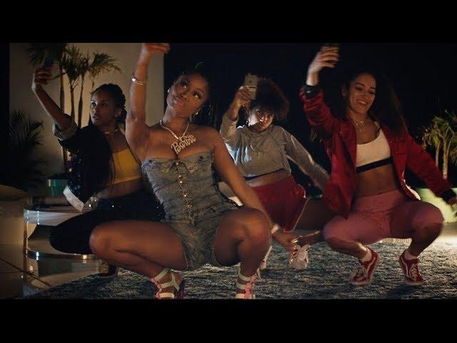 Major Lazer - Run Up (feat. PARTYNEXTDOOR & Nicki Minaj) (Official Music Video)