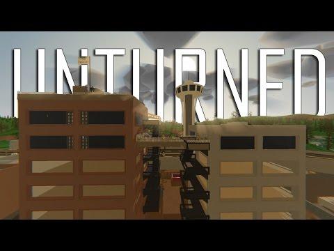Unturned Base Building ➤ Seattle Skyline
