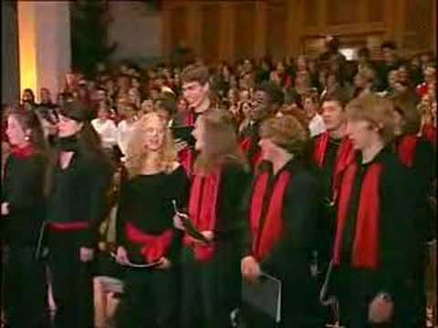 25) Gemeinsames Schlusslied, O du fröhliche, 2005