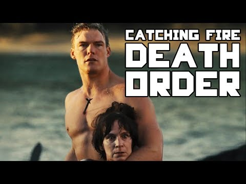 The Hunger Games: Catching Fire - Death Order