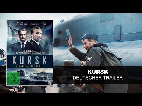 Kursk (Deutscher Trailer) Colin Firth, Max von Sydow, Matthias Schweighöfer | HD | KSM