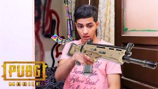 لما تلعب ببجي في البيت | خالد فاندتا