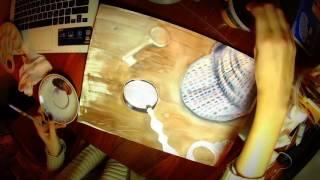 DIY Как рисовать дерево, стекло, ткань и металл - акварель. Полная версия.(Напишите понравилось Вам видео или нет, ставьте пальцы вверх и подписывайтесь на мой канал) К премьере 4..., 2017-01-09T12:07:04.000Z)