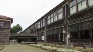 旧萩市立明倫小学校校舎