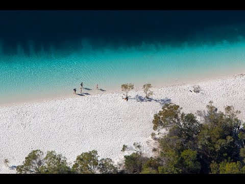 25 years of World-Heritage listed Fraser Island!