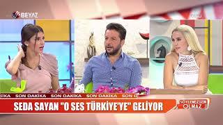 'O Ses Türkiye'ye Seda Sayan sürprizi!