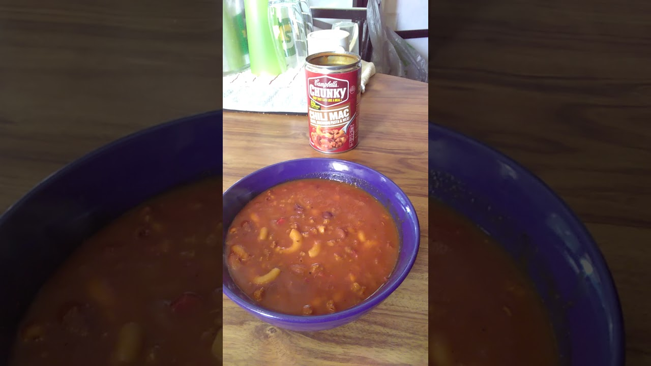 Campbell S Chunky Chili Beef Soup