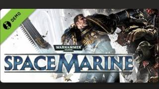 Warhammer 40,000: Space Marine PC Gameplay