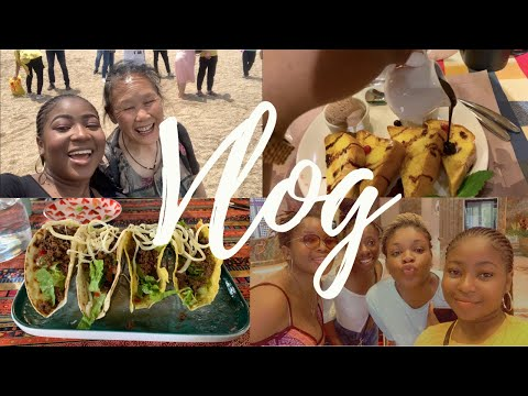 LIVING IN CHINA VLOG!! WE TRAVELLED TO XIAMEN