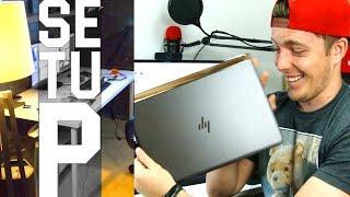 USB Type C, Bose QC35, Nouveau Setup ?! - #TechNewsVlogs ►15