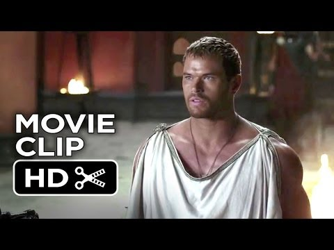 The Legend Of Hercules Movie CLIP - You Sail To Egypt (2014) - Kellan Lutz Movie HD