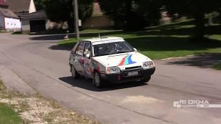 Rally Pačejov 2017 | 121 | Petr Farník - Ladislav Zuzánek