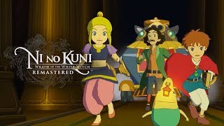 Ni no Kuni: Wrath of the White Witch Remastered - Official Trailer | E3 2019