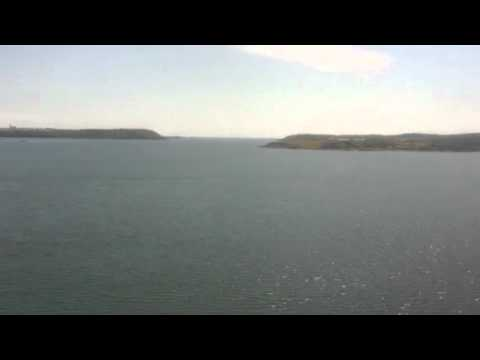 Cork Harbour from Cobh