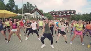 Zumba fitness - Banana - Conkarah feat Shaggy(DJ Fle Remix)