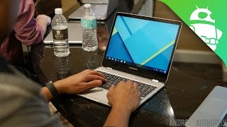 Samsung Chromebook Pro & Plus hands on
