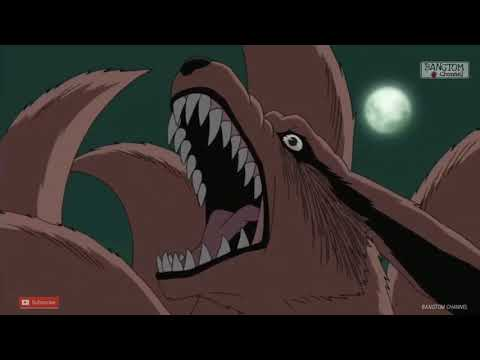 Kyuubi attack on