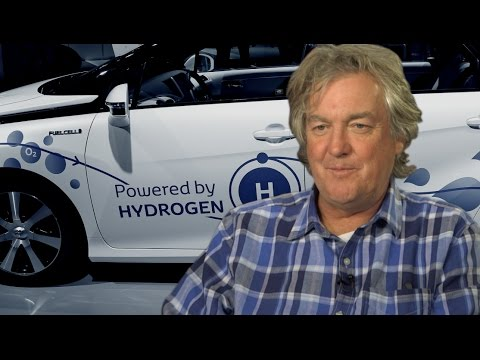James May: Why hydrogen cars make sense