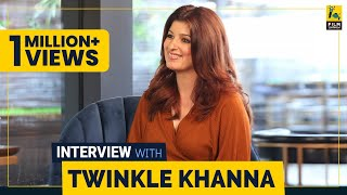Interview with Twinkle Khanna | Pyjamas Are Forgiving | Anupama Chopra | Film Companion