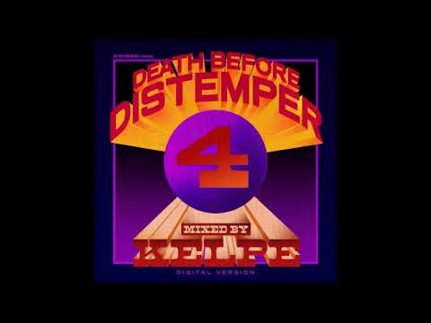 Death Before Distemper 4 Mixed By Kelpe [Full Album] 2009