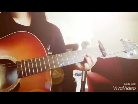Dancing In The Sky By Dani And Lizzi Guitar Cover Youtube