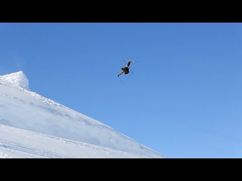 RIDESOK – JACOB WESTER Freeski edit 2016