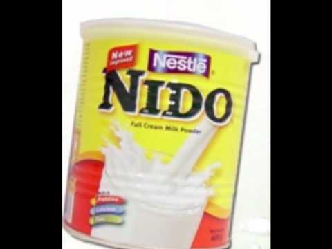 Enjoy Nestle Products