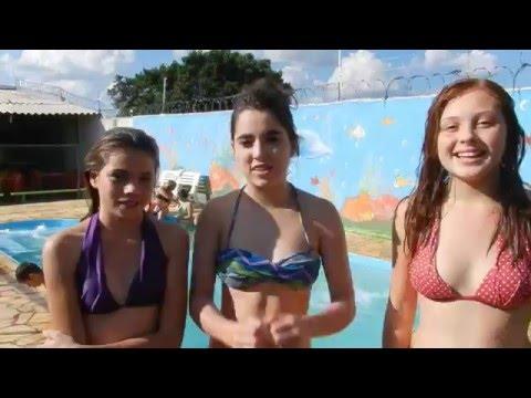 Desafio da piscina | Pool challenge thumbnail