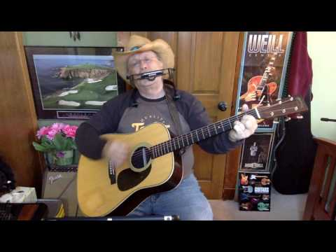 2178 -  How Can You Love Him -  Reckless Kelly cover -  Vocal & acoustic guitar & chords