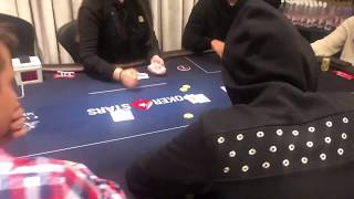 Баббл турнира хайроллеров на #EPTSochi