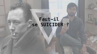 Faut-il se suicider ? 4 réponses d'Albert Camus (30 jours, 30 livres)