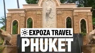 Phuket (Thailand) Vacation Travel Video Guide • Great Destinations(156 Hotels in Phuket - Lowest Price Guarantee ▻ http://goo.gl/ATS4Wu Thailand – the former Siam – is an ideal place for tourism because of its natural beauties ..., 2015-04-30T16:00:05.000Z)