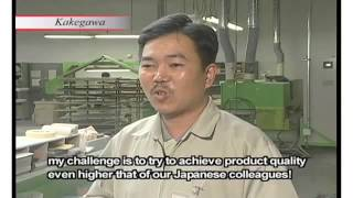 Yamaha Pianos From Indonesia to the World (Company of Origin) - YouTube.flv