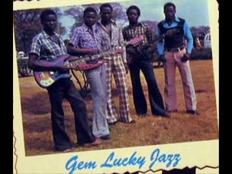 Gem Lucky Jazz Band - Maggy Berich