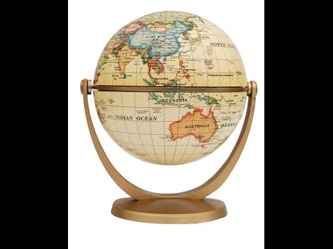 Trick To Remember Geography : Tropic Of Cancer  through Countries