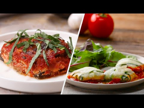 5 Low-Carb Meal Recipes To Start Off Your Year Right • Tasty