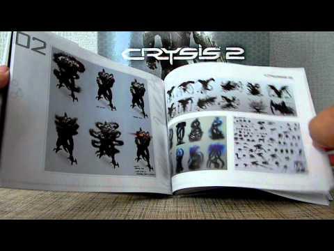 Обзор Коллекционного Издания Crysis 2