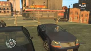 GTA 4 ONLINE #6 - веселье продолжается. ForesTLamb & MeBek