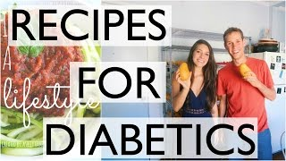 Recipes for Diabetics with @Rawincollege