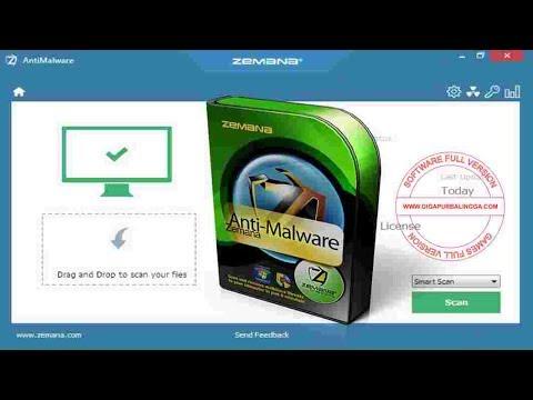 Download Zemana AntiMalware Premium # SERIAL KEY 2017 ...