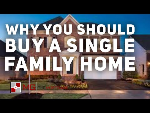 why-you-should-buy-a-single-family-home