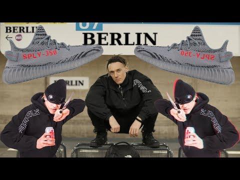 STREETWEAR VLOG BERLIN || YEEZY BELUGA 2.0