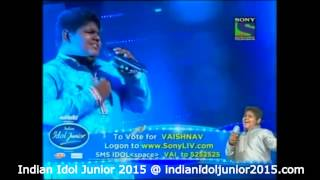 Vaishnav Girish 25 July 2015 Performance - Surmayee Ankhiyon Mein (Sadma)