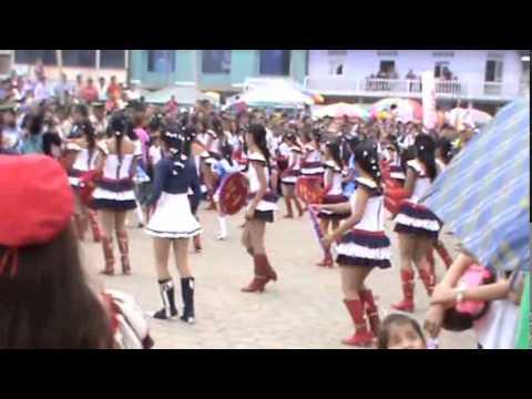 Desfile de San luis 2015