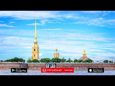 彼得保罗要塞   介绍   圣彼得堡   Audioguida   MyWoWo Travel App